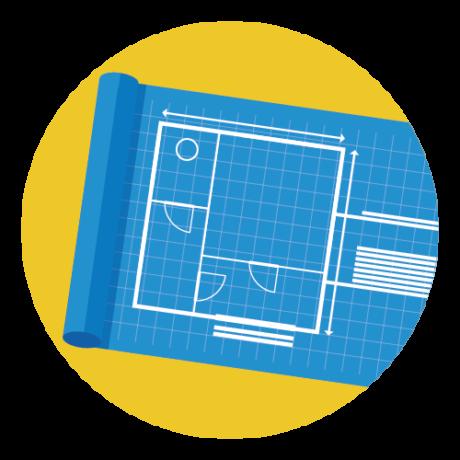 Planimetria catastale mappa disegno di un immobile ivisura for Google planimetria