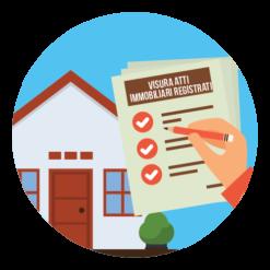 Visura atti immobiliari registrati