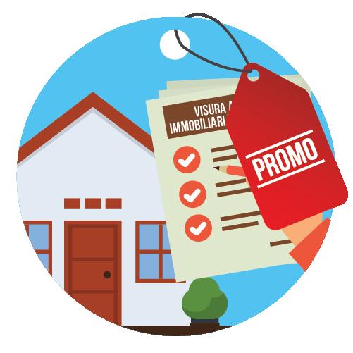 Visure atti immobiliari registrati e catastale