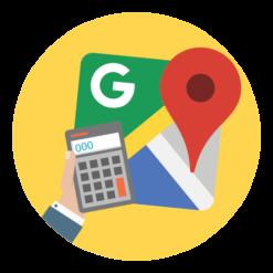Calcolo area e perimetro da Google Maps